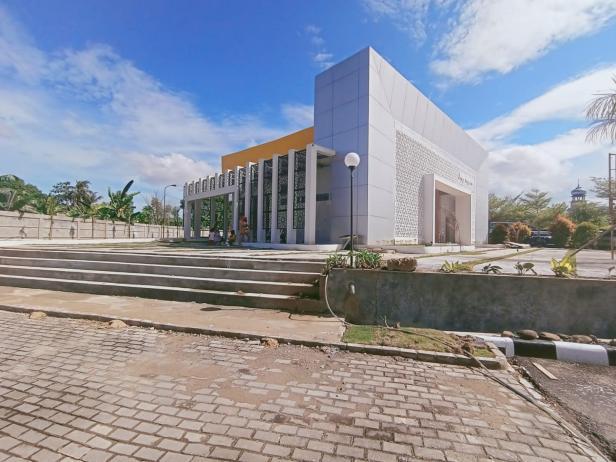 Masjid As-Syifa Semen Padang Hospital