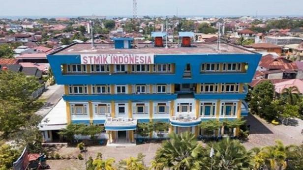 Kampus STMIK Indonesia Padang