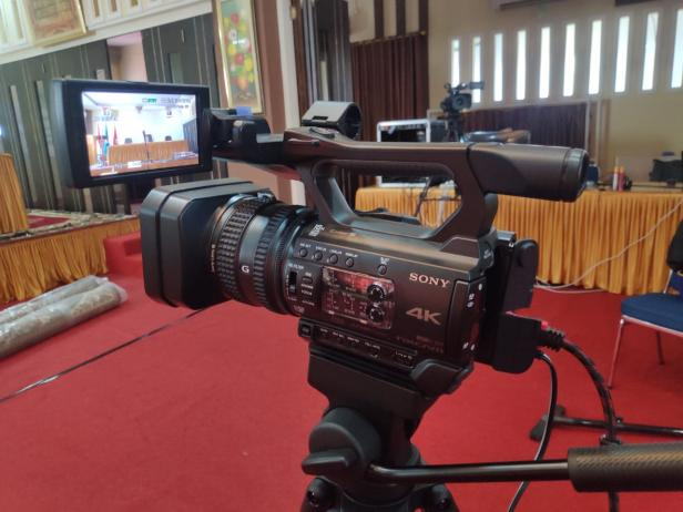 Studio mini STMIK Indonesia Padang