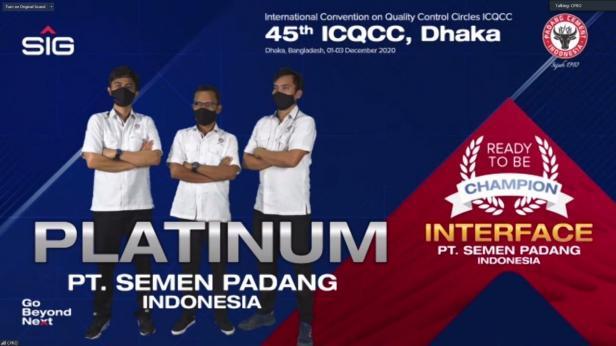 Tim Inter Face PT Semen Padang