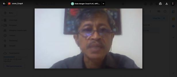 Rektor Universitas Dharma Andalas, Prof. Dr. Deddi Prima Putra, Apt