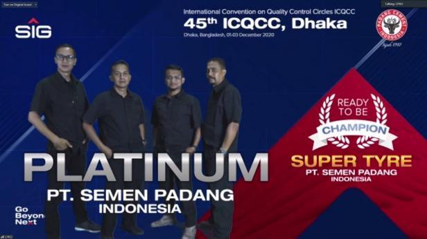 Tim Super Tyre PT Semen Padang