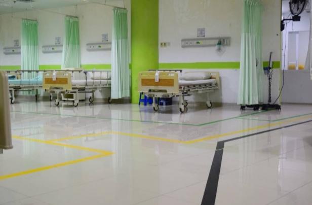 Ruangan IGD SPH