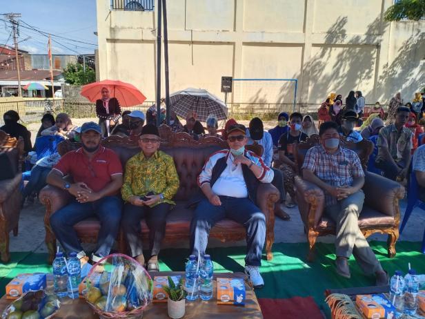 Wagub Sumbar Nasrul Abit hadir dalam kegiatan
