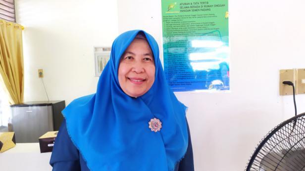 Kepala Bagian SDM dan Umum Yayasan Semen Padang, Defni Riza