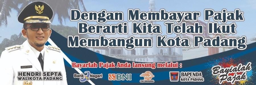 Bapenda Kota Padang 2021 - Mobile