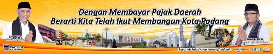 Bapenda Kota Padang - bayar pajak