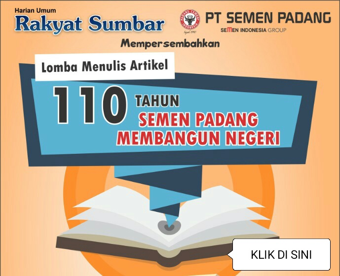 Lomba menulis Semen Padang