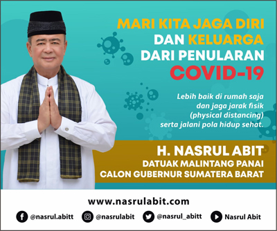 Nasrul Abit Covid-19 mobile
