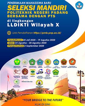 Politeknik Negeri Padang Desktop