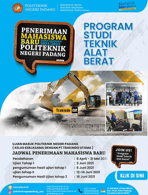 Politeknik Negeri Padang PNP Desktop