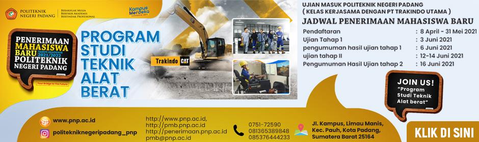 Politeknik Negeri Padang PNP Mobile