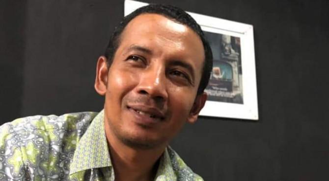 Anggota Komisi Pemilihan Umum (KPU) Sumatera Barat Nova Indra