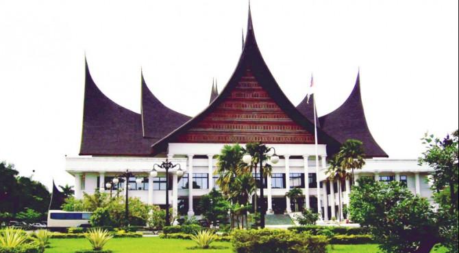 Gedung DPRD Sumbar Tingkat I