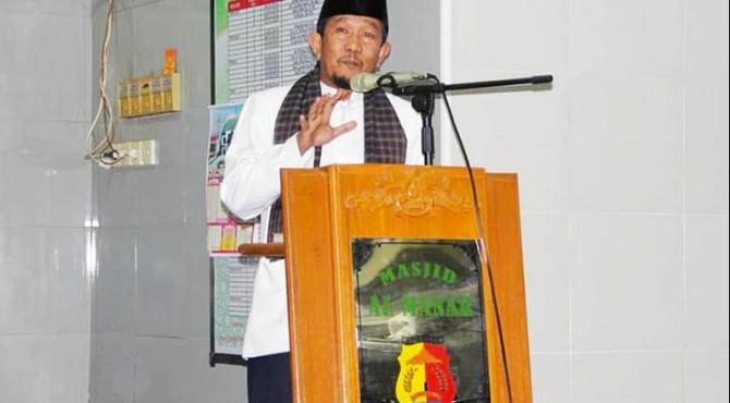 Mamfaatkan Safari Ramadan, Sekda kota Solok, Rusdianto Ajak Masyarakat Sukseskan MTQ ke 38 di Kota Solok