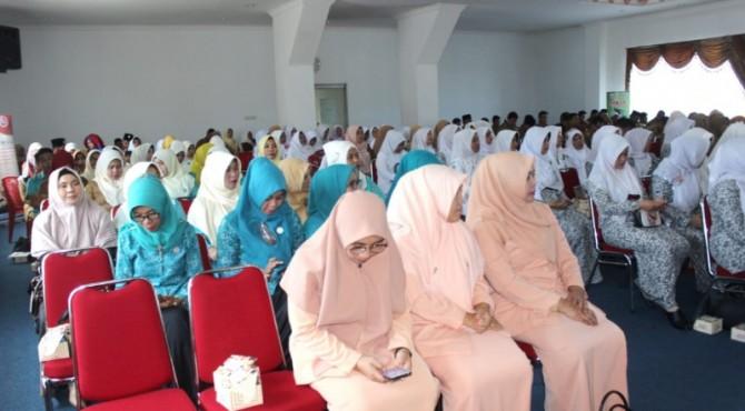 Rakerda Program KKBPK dan Rapat Kesepakatan Bhakti IBI KB Kesehatan tingkat Pasaman Barat