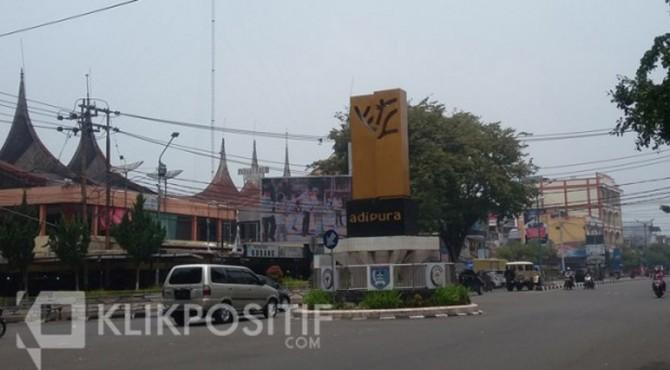 Tugu Adipura Kota Payakumbuh.