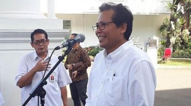 Komisaris Utama PT Adhi Karya Fadjroel Rachman