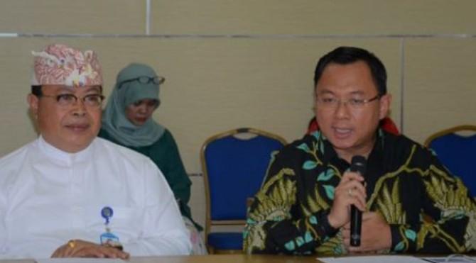 Ketua Badan Akuntabilitas Keuangan Negara (BAKN) DPR RI Marwan Cik Hasan