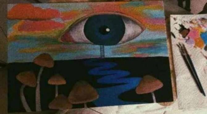 Lukisan Ini Ungkap Rumah Impian Anda di Masa Depan.