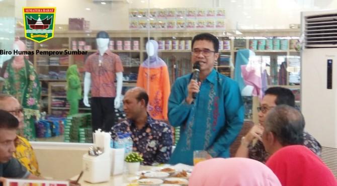 Kepala Dinas Pendidikan Sumbar, Adib Alfikri
