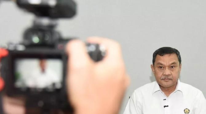 Kepala Badan Geologi Kementerian Energi dan Sumber Daya Mineral (ESDM) Rudy Suhendar