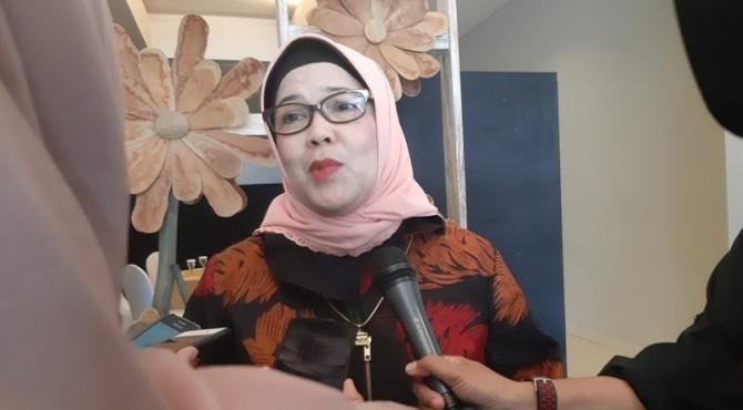 Direktur Jendral Pengembangan Ekspor Nasional Kementerian Perdagangan (Kemendag), Arlinda