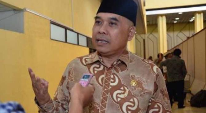 Kapoksi Badan Legislasi (Baleg) F-Gerindra DPR RI Heri Gunawan