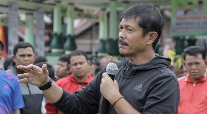 Timnas Indonesia U-22 Indra Sjafri