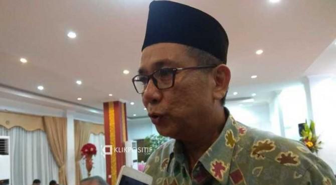 Ketua Panitia Hari Besar Islam (PHBI) Sumbar, Alwis
