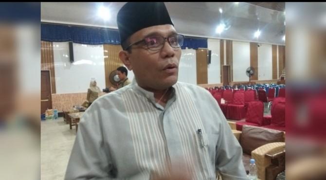 Sekretaris DPRD Kota Sawahlunto Dedi Ardona