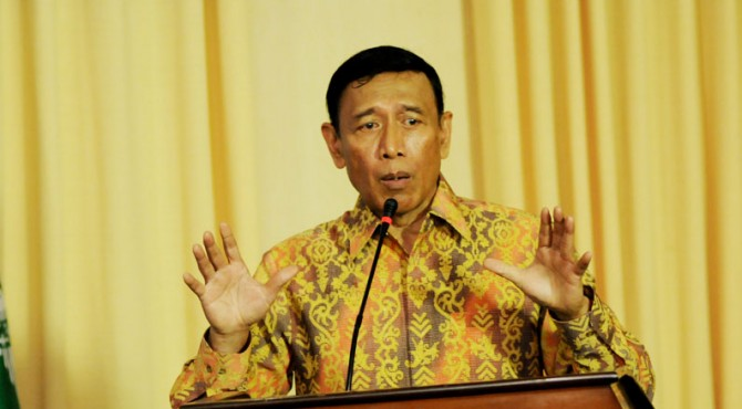Wiranto, Ketua Umum Partai Hati Nurani Rakyat