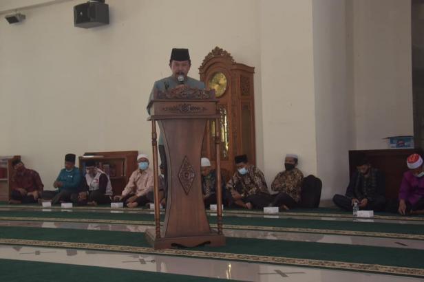 Wakil Wali Kota Buka Secara Resmi Kegiatan Seleksi Kafilah Kota Padang Panjang