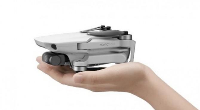 Mavic Mini, drone terkecil milik DJI