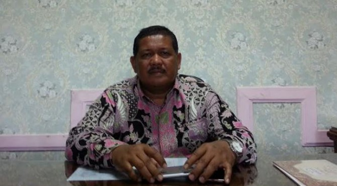 Wakil Ketua DPRD Pasaman Barat, Daliyus K