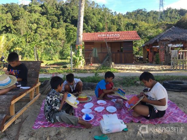 Komunitas Kupi Batigo