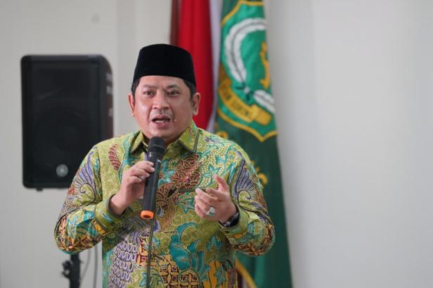 Dirjen Pendidikan Islam M Ali Ramdhani