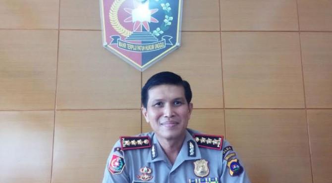Kepala Sekolah Polisi Negara (KaSPN) Polda Sumbar, Kombes Pol Rifki Piliang