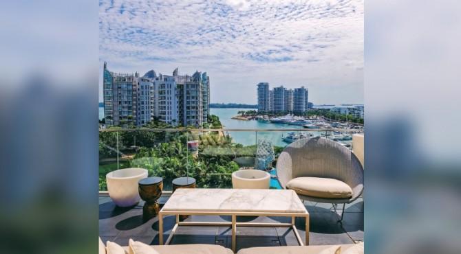 Salah satu destinasi hotel yang bisa Anda manfaatkan saat liburan bersama orang terkasih di Singapura