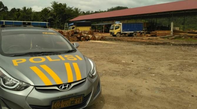 Aktivitas PT Banyu Argo Setia Perima Masih Berjalan