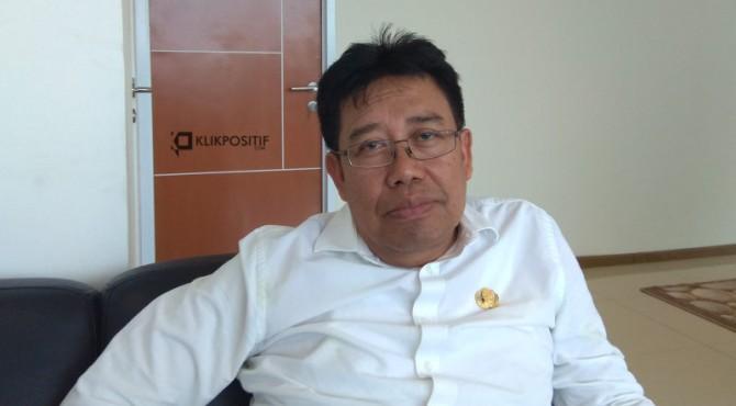Kepala Dinas PU Sumbar Fathol Bari
