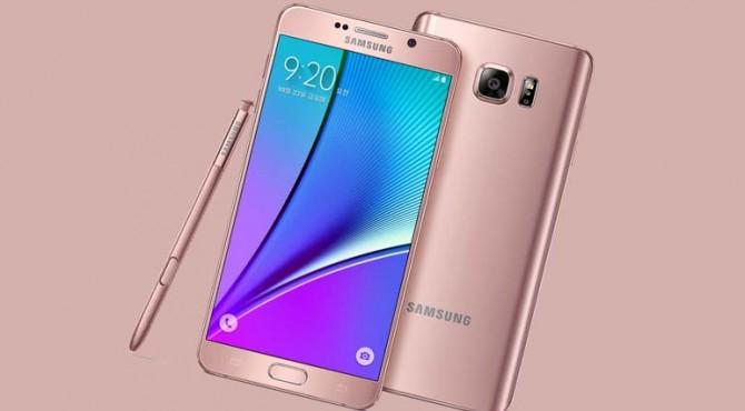 Samsung luncurkan warna 'Pink Gold'