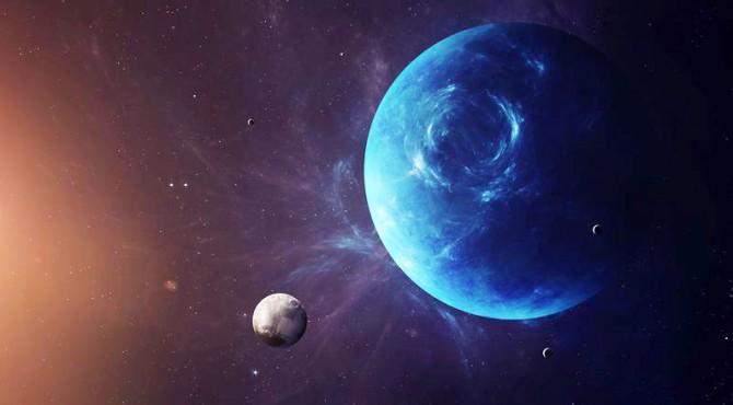 Planet Pluto dan Neptunus