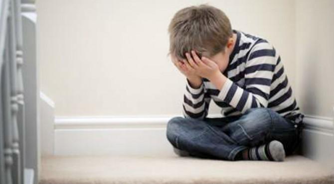 ilustrasi anak kurang percaya diri