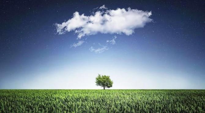 ilustrasi awan