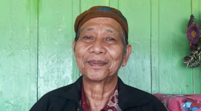 Tetua Perantau Minang di Wamena Baraf Mat'ani