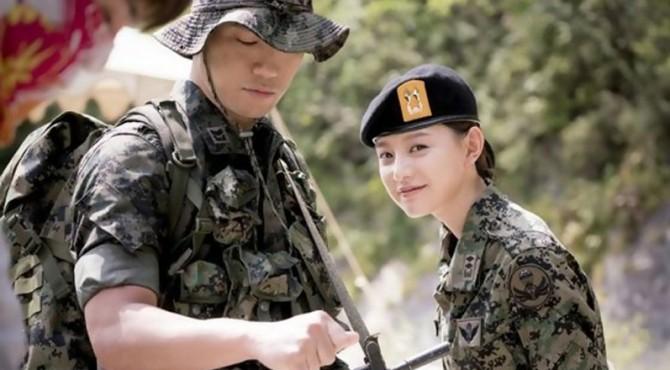 Kim Ji Won dan Jin Goo.