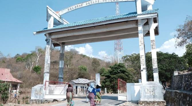 Perbatasan Indonesia-Timor Leste