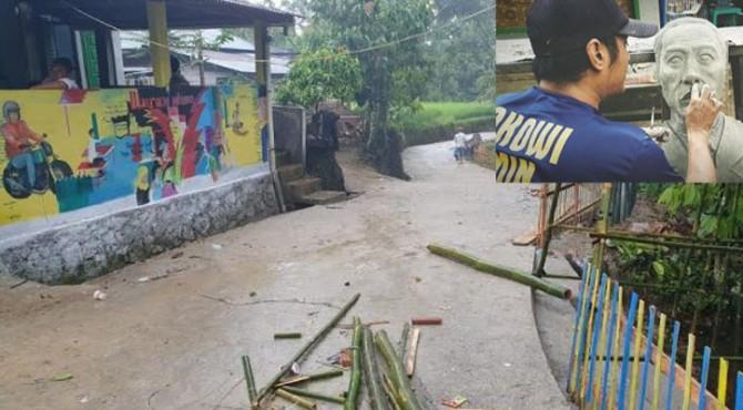 Kampung Jokowi siap hadir di Kabupaten Limapuluh Kota, yang terletak di Jorong Taratak, Situjuah, dan merupakan yang pertama di Sumatera.
