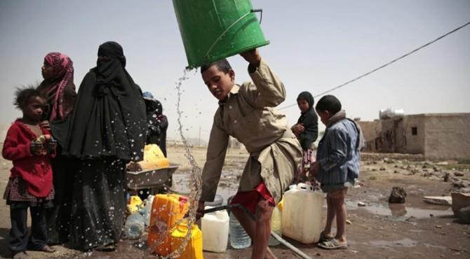 Organisasi hak asasi manusia internasional CARE mengecam krisis kemanusiaan di Yaman